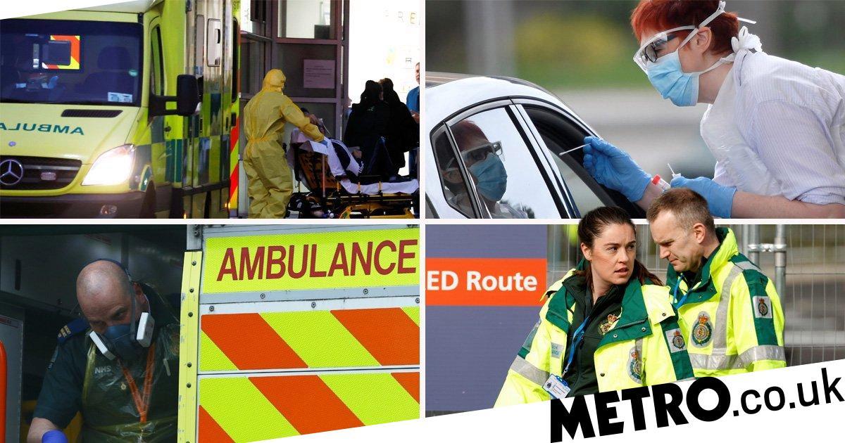 UK's worst-case coronavirus scenario 'sees 50,000 dead'