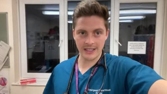 Dr Alex George Picture: Dr Alex George