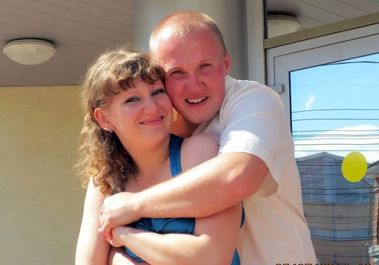 A 31 Anton Franchikov - photographed with his wife doctor - killed a company of young people from 21 to 30 years old in the village of Elatma, Ryazan region