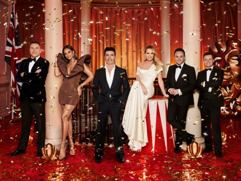 Who is on Britain's Got Talent tonight as the new season starts?