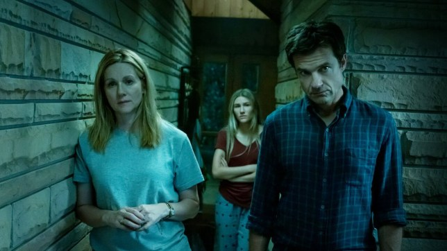 Jason Bateman and Laura Linney in Ozark