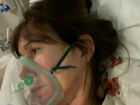 Linda Lusardi recounts horror of being left alone during coronavirus battle: 'Nurses were terrified to go near me!'