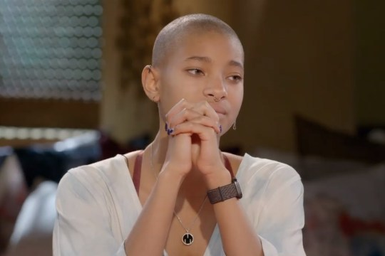 Willow Smith reveals why she stopped her 'excessive weed smoking'