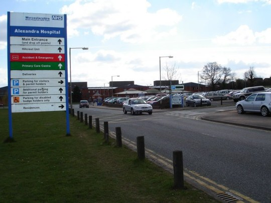 Alexandra Redditch Hospital