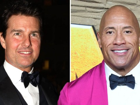 Dwayne 'The Rock' Johnson missed out on a role he 'really wanted' to Tom Cruise