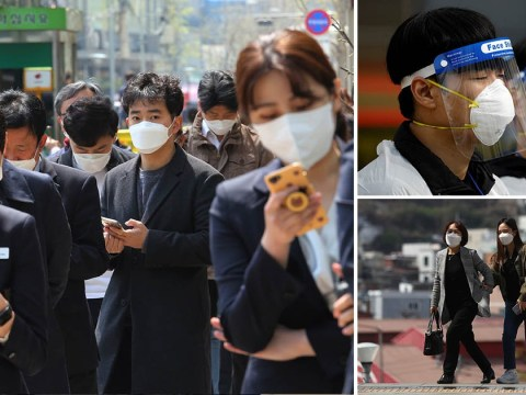 South Korea to use wristbands to track people who defy quarantine rules