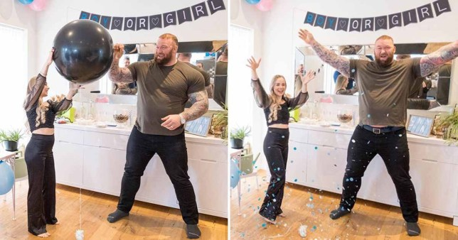 Game Of Thrones star The Mountain