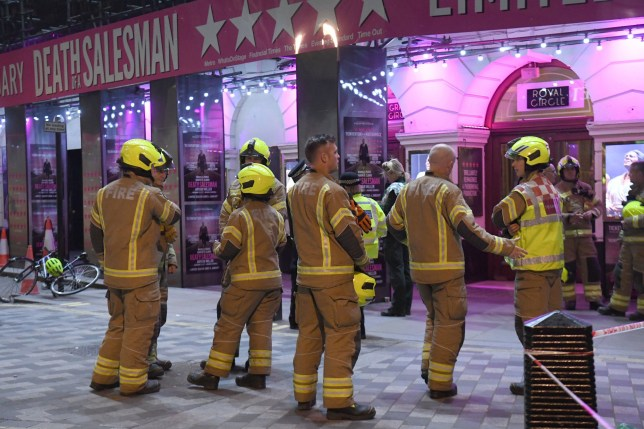 File photo dated 6/11/2019 of firefighters. There are almost 3,000 fire and rescue workers in self-isolation across Britain, it is reported. PA Photo. Issue date: Monday April 13, 2020. The Fire Brigades Union (FBU) is calling for the government to roll out testing to allow those who do not have coronavirus to return to work, the BBC said. See PA story HEALTH Coronavirus. Photo credit should read: Kirsty O'Connor/PA Wire