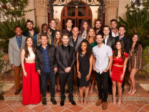 Who is in The Bachelor: Listen to Your Heart cast?