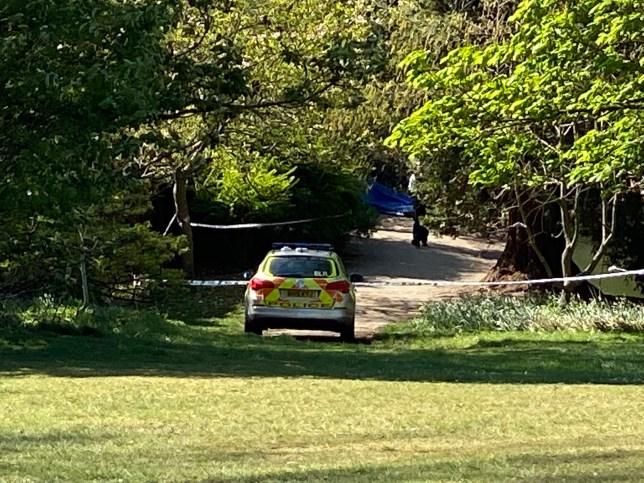 Body found in Cannizaro Park, Wimbledon