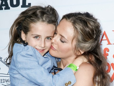 Alicia Silverstone says she doesn't have to discipline her son because he's vegan