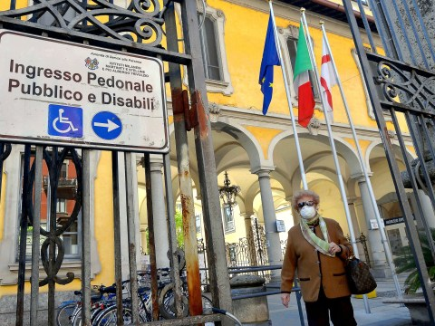 Coronavirus 'massacre' leaves 190 dead at single care home in Italy