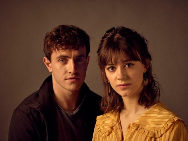 Normal People stars Daisy Edgar-Jones and Paul Mescal