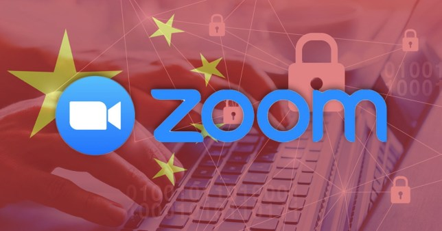 Zoom will let paying customers choose how their data is routed (Zoom/Getty)