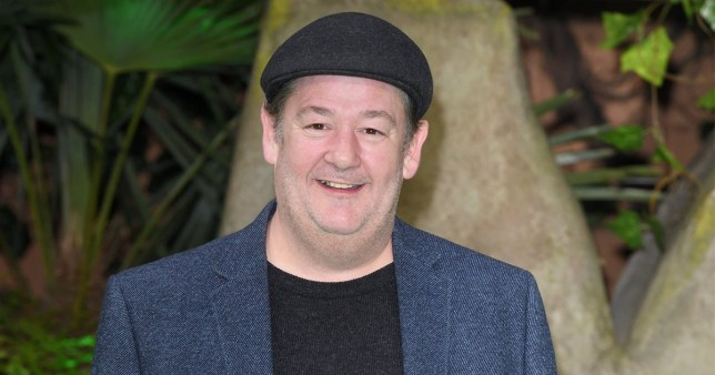 Johnny Vegas rescheduled dates and tickets for NHS Getty