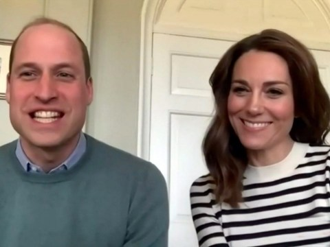 Kate and Wills haven't told George and Charlotte it's school holidays