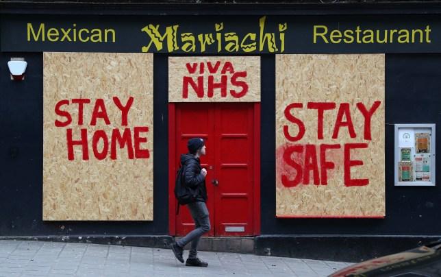 Coronavirus UK: When did lockdown start and when will it end ...