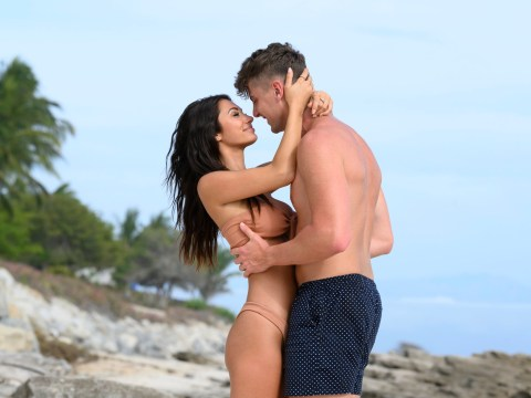 Too Hot To Handle's Harry Jowsey and Francesca Farago get a very permanent tribute to each other with matching tattoos