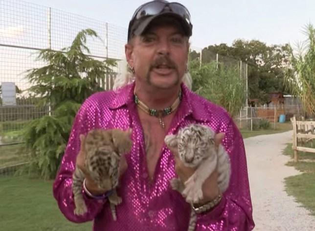 Joe Exotic, Tiger King, Episode 2 (Picture: Netflix)