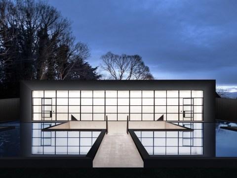 Massive brutalist Ghost House in Stratford-upon-Avon on sale for £2.5 million