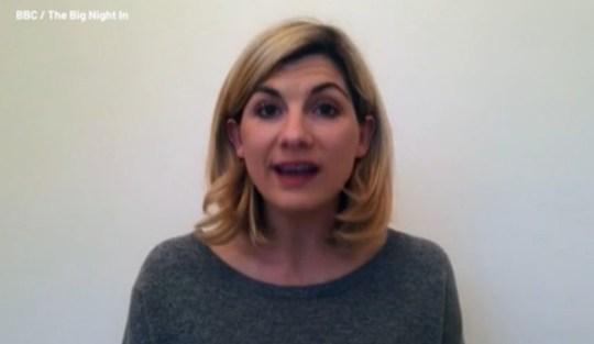 Big Night In - Doctor Who doctors reunite
