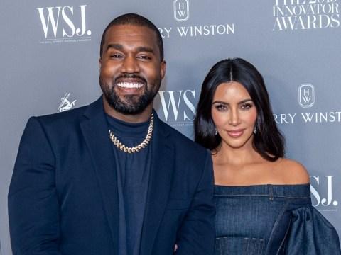 Kim Kardashian and Kanye West 'not seeing eye to eye in lockdown' due to opposite schedules