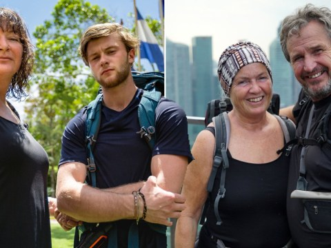 Race Across The World winners Tony and Elaine fear for Jo and Sam: A champions verdict of the 2020 finalists