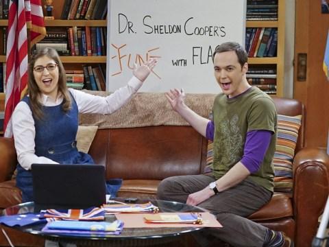 When will Big Bang Theory's Jim Parsons and Mayim Bialik's Miranda remake air?