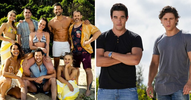 Neighbours and Home and Away