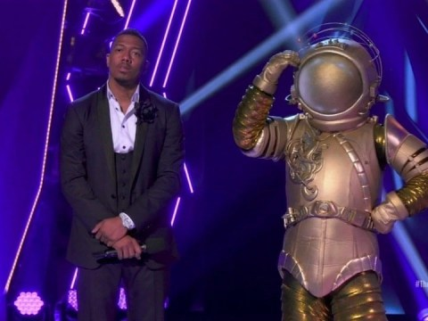 The Masked Singer US: The Astronaut is revealed as series hits final six