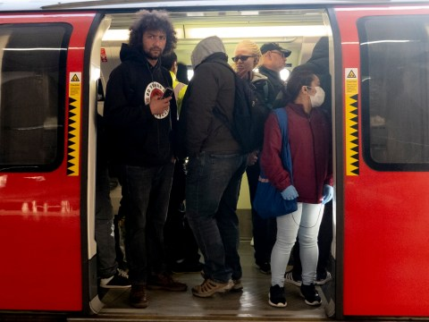 Social distancing rules could 'overwhelm' Tube after lockdown, report warns