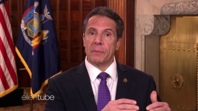 (Picture: TheEllenShow) New York Governor Andrew Cuomo responded to the fact that both he and his brother, CNN anchor Chris Cuomo, have a lot of adoring new fans. Governor Cuomo also gave an update on Chris' health, since he's recovering from COVID-19. The Governor also noted that his recent meeting with the president went ?swimmingly,? despite their differing political views.