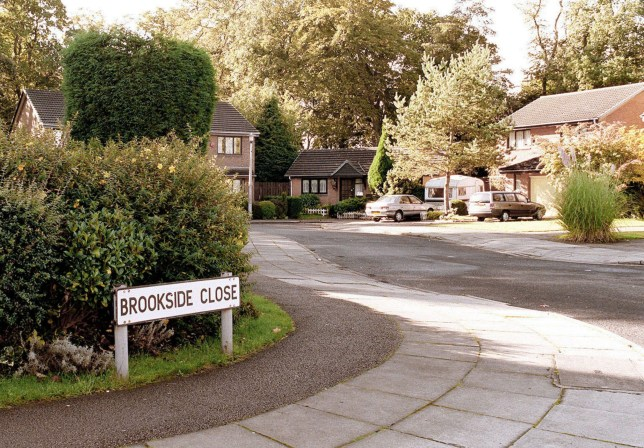 Television programme : Brookside Close - 1990s Editorial Use Only Mandatory Credit: Photo by Lime Pictures/REX/Shutterstock (1503852a) Brookside Close. TV programme