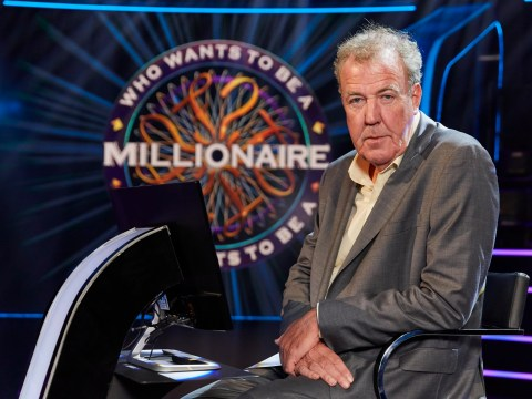 Jeremy Clarkson says new Who Wants To Be A Millionaire? series will have a 'truly, truly brilliant' piece of television history