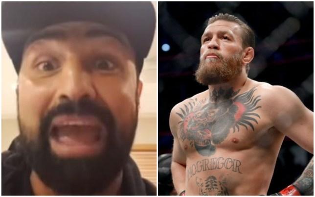 Paulie Malignaggi has slammed UFC star Conor McGregor