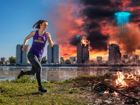 Exciting fitness app lets you pretend you're training for the apocalypse