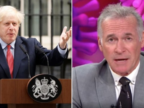 Dr Hilary Jones suggests PM Boris Johnson looked 'peaky' in first address since coronavirus left him in intensive care