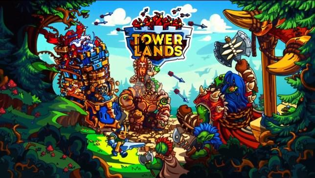 Towerlands key art