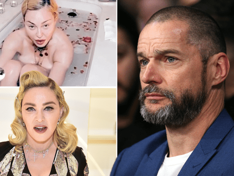First Dates Fred Sirieix thinks Madonna has 'lost touch with reality' after bathtub video