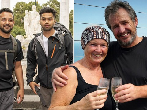 Race Across The World winners Tony and Elaine a year on: Their thirst for travel, how they spent the prize money and the series 2 union coronavirus robbed us of