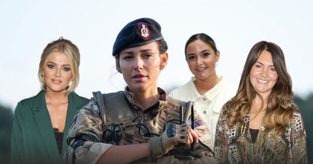 Who will replace Michelle Keegan in Our Girl