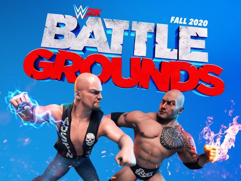 WWE 2K Battlegrounds release date and cover: Ronda Rousey, Attitude Era and more confirmed for new video game