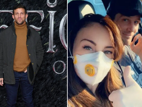Alex Reid 'upset' over halted IVF plans amid coronavirus but cautious after heartbreaking miscarriages
