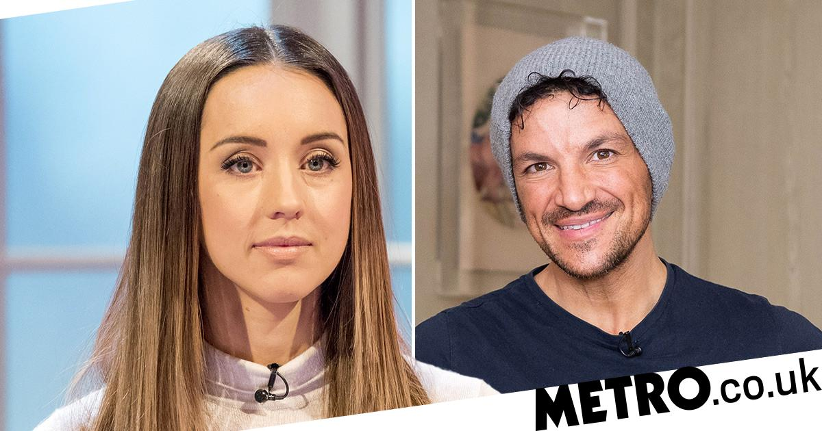 Peter Andre S Wife Emily Suffers With Anxiety Amid Coronavirus Crisis Metro News