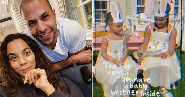 rochelle humes and marvin humes