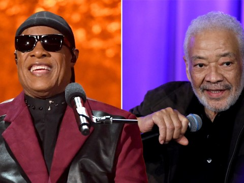 Stevie Wonder was planning on collaborating with Bill Withers before he died