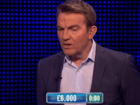 The Chase viewers in uproar after Bradley Walsh gives contestant £1k for giving 'wrong answer'