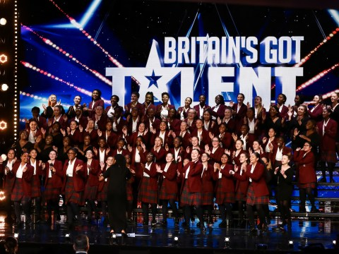 Who are the Britain's Got Talent judges?