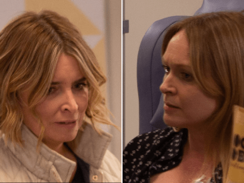 Emmerdale spoilers: Sad split for Vanessa Woodfield and Charity Dingle after row over cancer treatment?