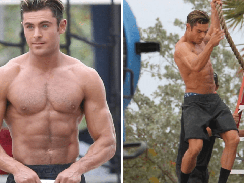 Zac Efron doesn't ever want to be as ripped as he was in Baywatch: 'It's just stupid'